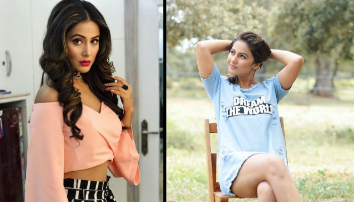 Bigg Boss: 11 stylish photos of Hina Khan that'll take your breath away — See Photos