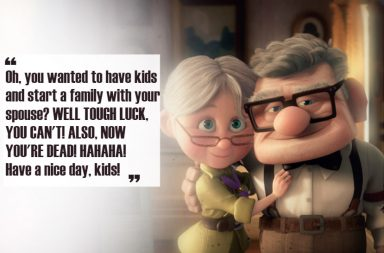 Up Film, Disney