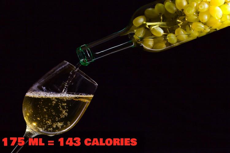 White Wine, alcohol