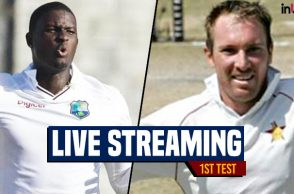 Zimbabwe vs West Indies 1st Test Live Streaming