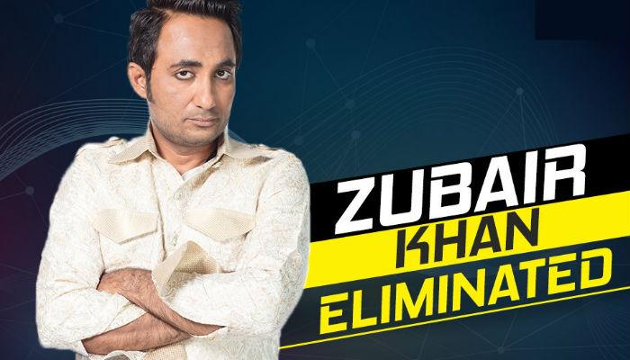 Zubair Khan, Bigg Boss 11