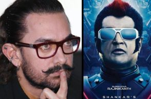 Aamir Khan and Rajinikanth | Photo created for InUth.com