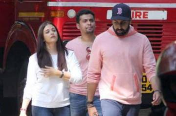 Fire broke out at Aishwarya Rai's paternal house in Bandra