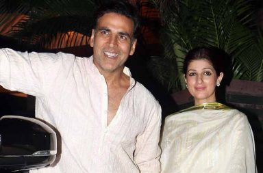 Akshay Kumar's Diwali party photo