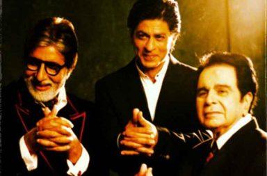Candid photo of Amitabh Bachchan