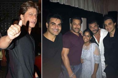 Diwali 2017 Celebs party hard at Arpita Khan's house photo