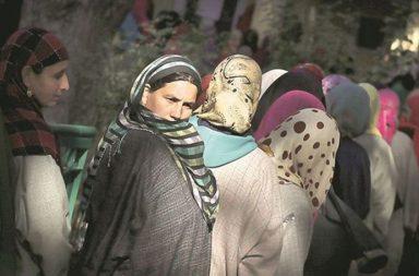 valimiki women kashmir artcle 35 (A)