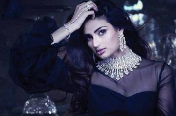 Athiya Shetty latest photoshoot