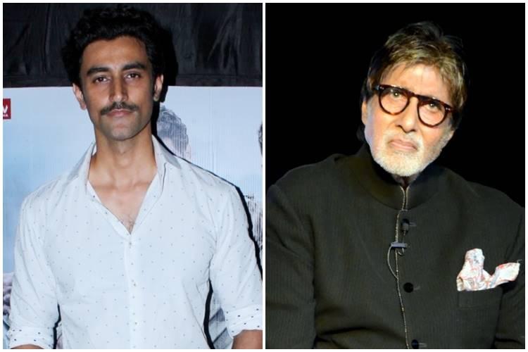 Amitabh Bachchan and Kunal Kapoor