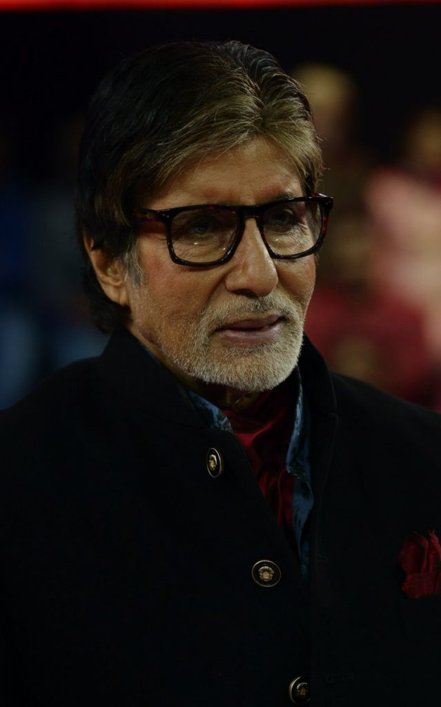 Amitabh Bachchan (Twitter photo)