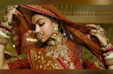 Deepika Padukone from Padmavati's Ghoomar song