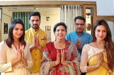 Divyanka Tripathi and Vivek Dahiya's Diwali celebrations