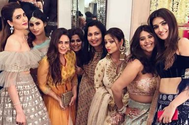 Inside pic from Ekta Kapoor's Diwali bash
