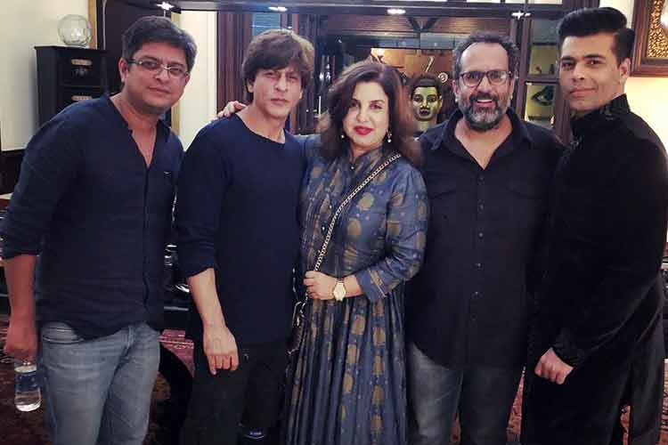 Shah Rukh Khan's Diwali party