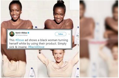Dove, Dove ad, Dove controversy, Dove apologises, Dove spokseperson, viral ad, racism, racial discrimination, beauty products, cosmetics, Twitter, Twitterati, Unilever, Dove soap, Dove racist ad, Dove apology, social media, Twitter, Facebook, social media outrage, black woman, woman of color, colored women, race, color