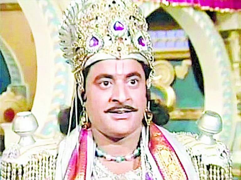 Gajendra Chauhan in Mahabharata