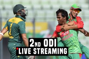South Africa vs Bangladesh Live Streaming
