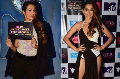 Malaika Arora, Anusha Dandekar turn up the heat at MTV's show launch photo