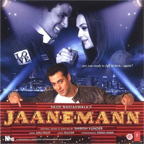 Jaaneman poster