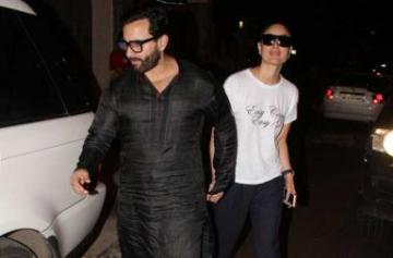 Kareena-Saif celebrate wedding anniversary at Soha Ali Khan's house photo