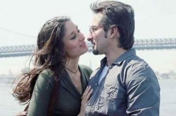 Kareena-Saif 5th wedding anniversary Cute photo of the couple