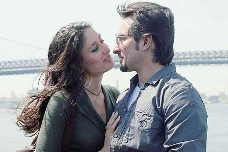 Kareena-Saif 5th wedding anniversary: Cute photos of the couple