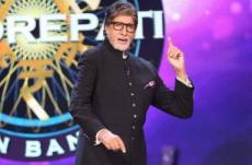 Amitabh Bachchan's pre-birthday celebrations on Kaun Banega Crorepati 9
