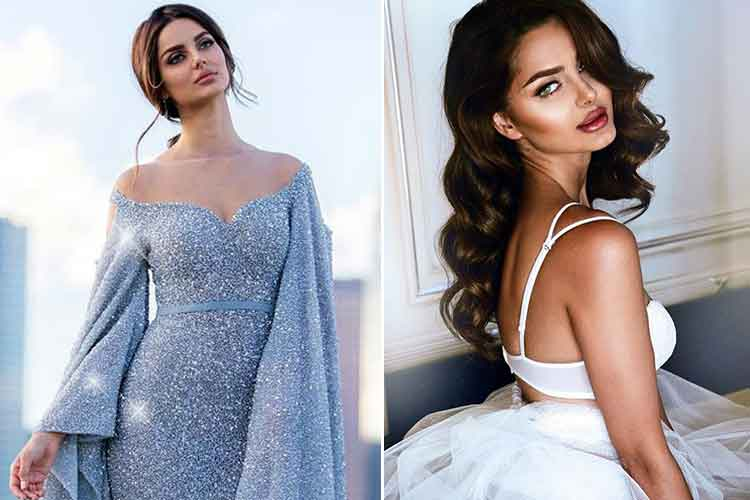 In Pics: Meet Mahlagha Jaberi–'the world's most beautiful woman'
