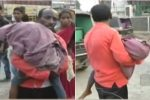Dina Manjhi revisited: Bihar man forced to carry daughter's body after denied anambulance