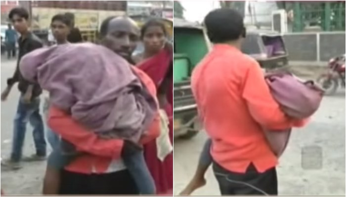 Dina Manjhi revisited: Bihar man forced to carry daughter's body after denied an ambulance