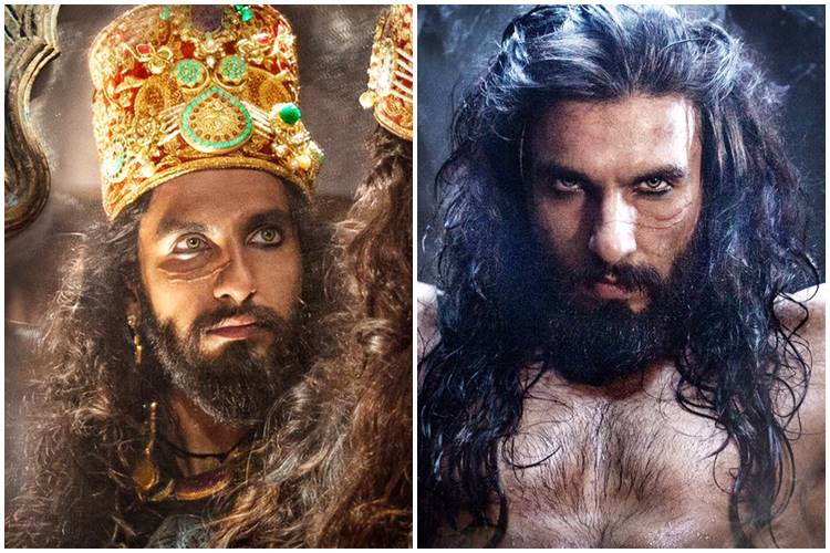 Shocked after seeing Ranveer Singh in Padmavati? Check out 9 major transformations for a movie role