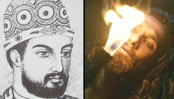 Ranveer Singh as Alauddin Khilji, inuth.com