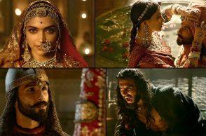 Padmavati trailer, Ranveer Singh, Shahid Kapoor, Deepika Padukone, inuth.com