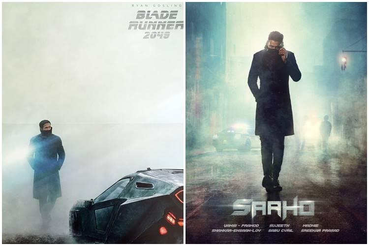 Saaho, Blade Runner
