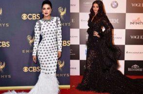 Priyanka Chopra, Aishwarya Rai Bachchan