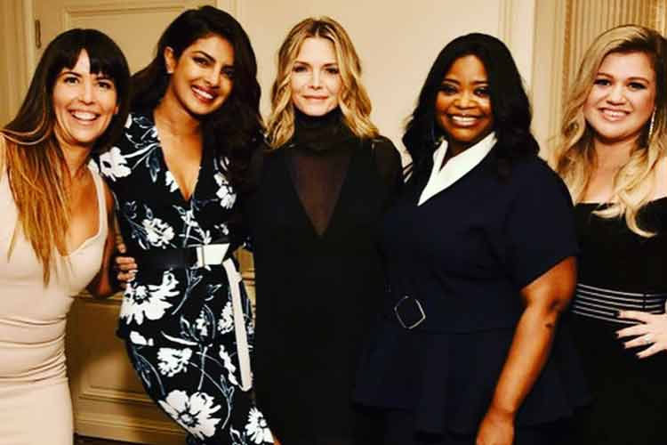 Priyanka Chopra attends Variety magazine Power Of Women luncheon