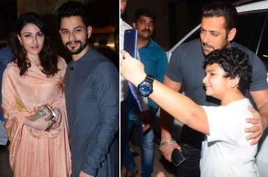 Diwali 2017 bash Bollywood celebs gather at Ramesh Taurani's house photo