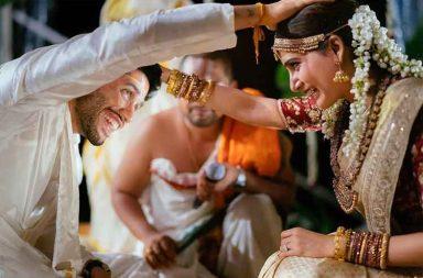 Samantha Ruth Prabhu and Naga Chaitanya's wedding pics