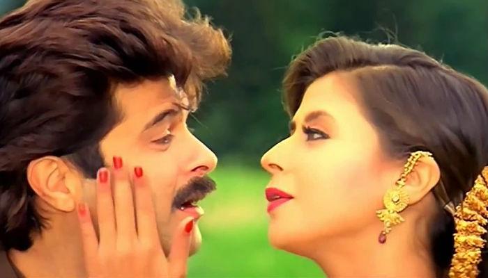 Urmila Matondkar, Anil Kapoor, Judai