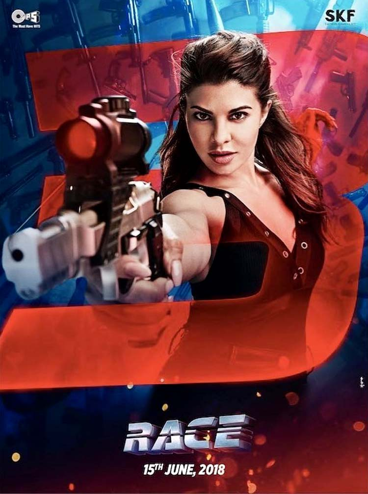 Jacqueline Fernandez is 'raw power' in Race 3 first look