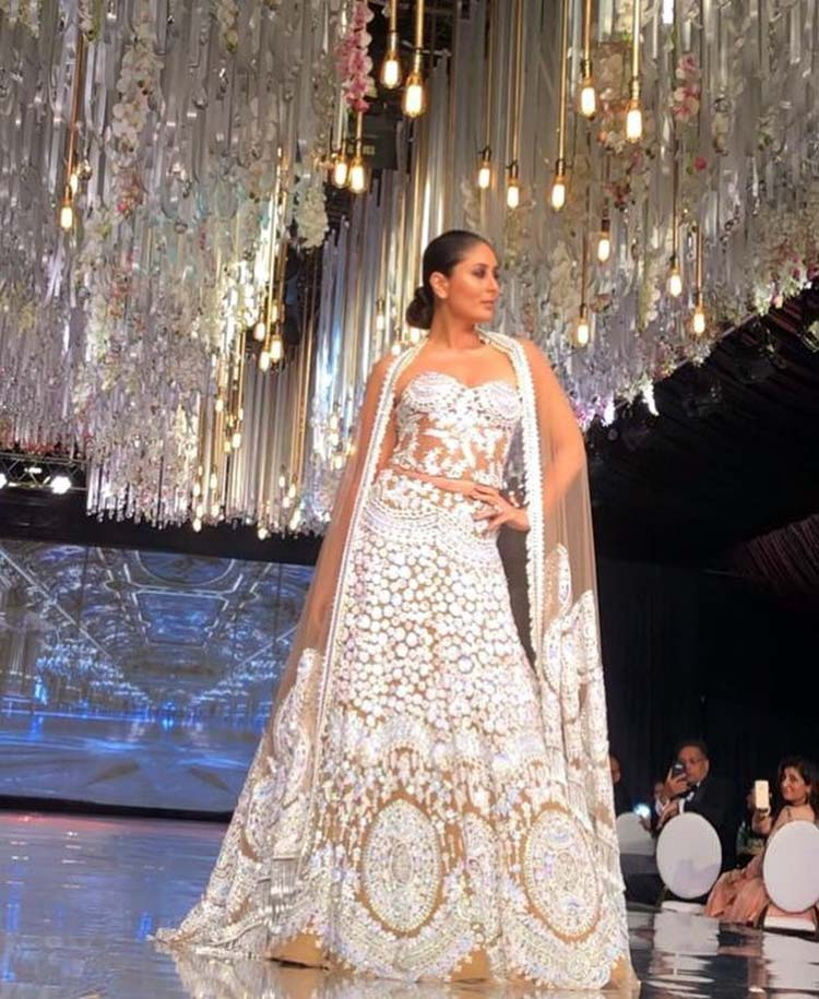 Kareena Kapoor turns the muse for Manish Malhotra at Nairobi fashion show