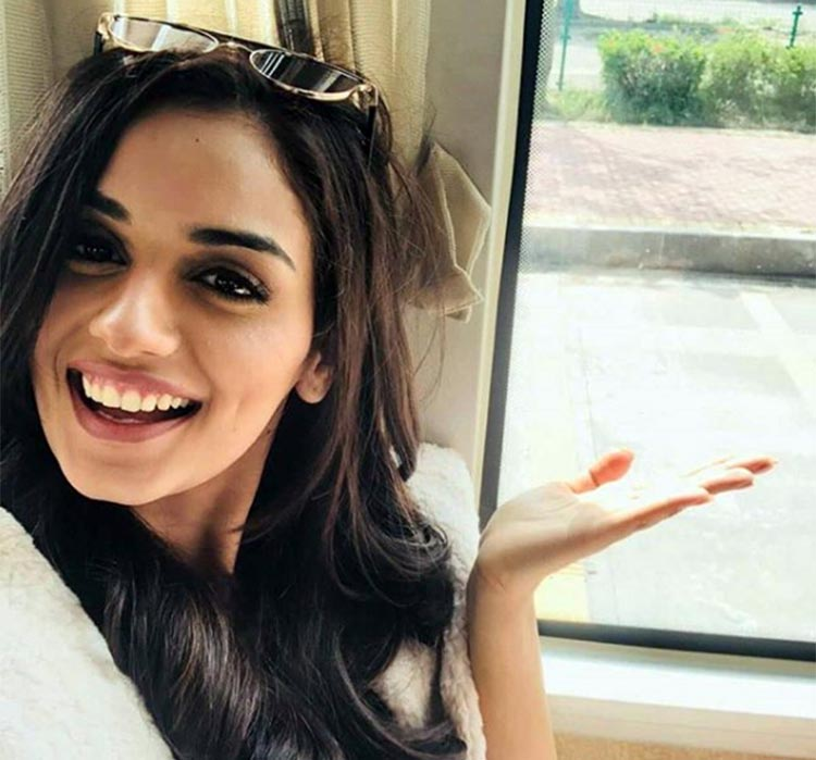 Manushi Chhillar is a medical student in Haryana