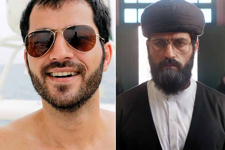 Sajjad Delafrooz is the man who plays the antagonist in Tiger Zinda Hai