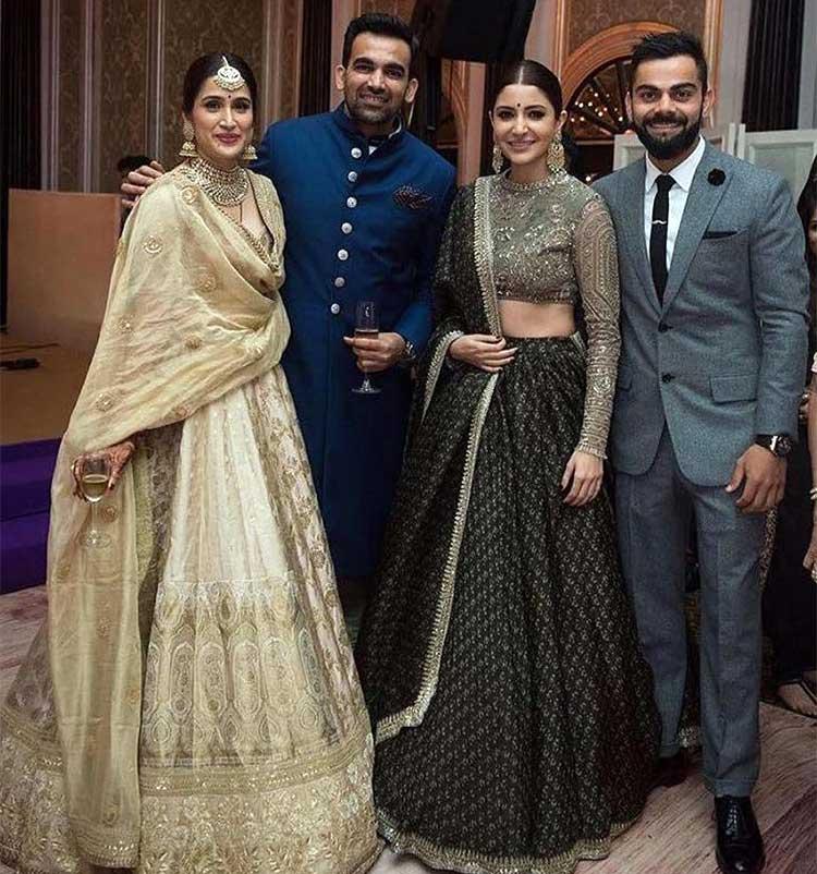 Zaheer Khan Marriage Videos Sagarika Ghatge-Zaheer...