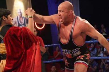 This WWE superstar once fought with Indian TV superhero Baal Veer — Watch video