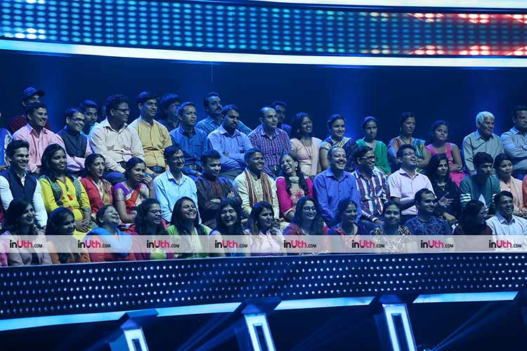 Contestants on the finale of Kaun Banega Crorepati 9