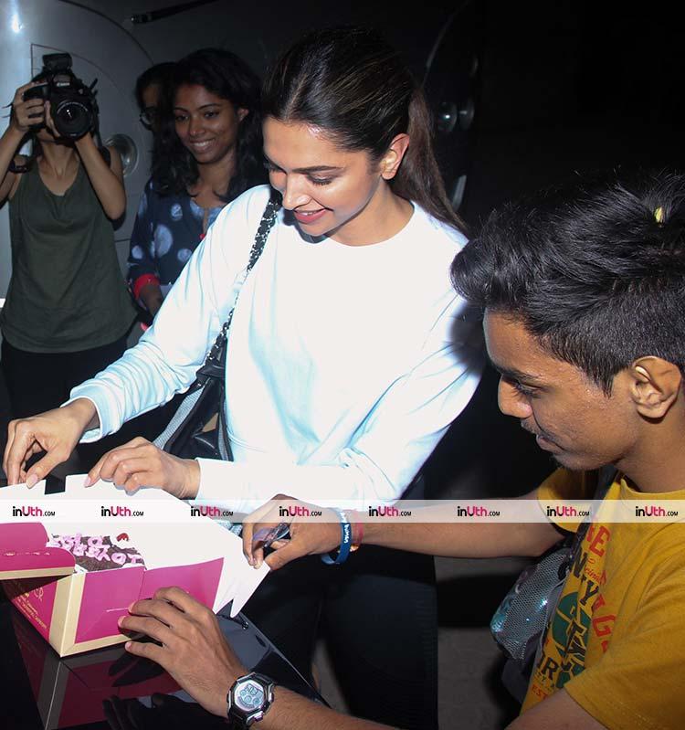 Deepika Padukone celebrating 10-years of her Bollywood journey