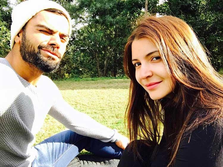 Virat Kohli sees each day as a Valentine day with Anushka Sharma