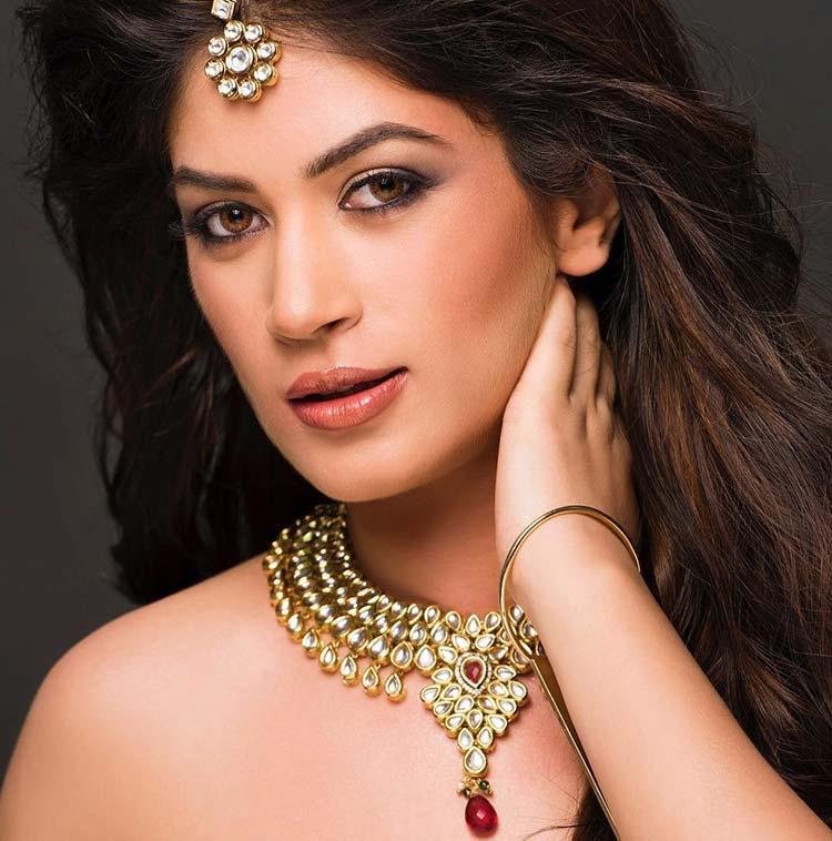 Bandgi Kalra's latest photoshoot by Dabboo Ratnani is beautiful