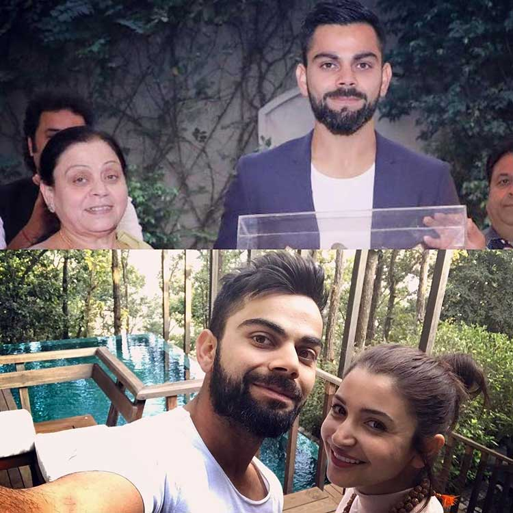 Virat Kohli has got a special place in his heart for Anushka Sharma